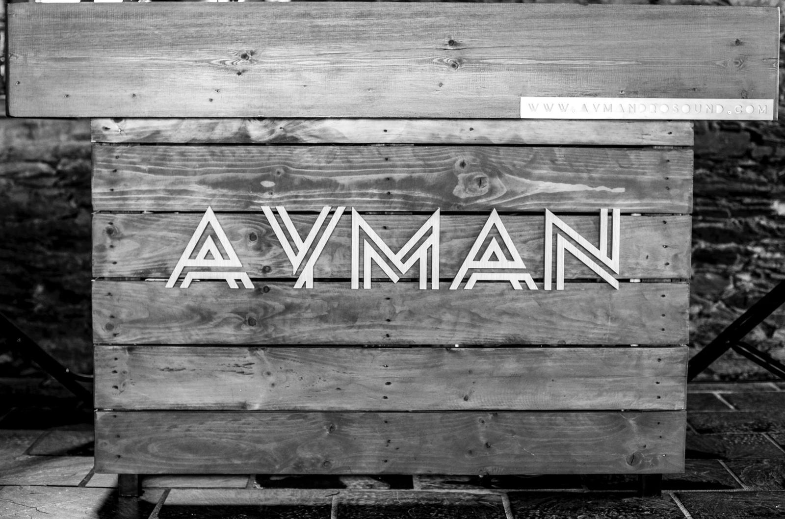 Cabina dj Ayman Prosound