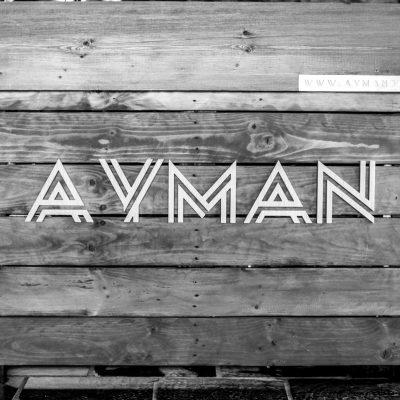 Cabina de madera Ayman Prosound